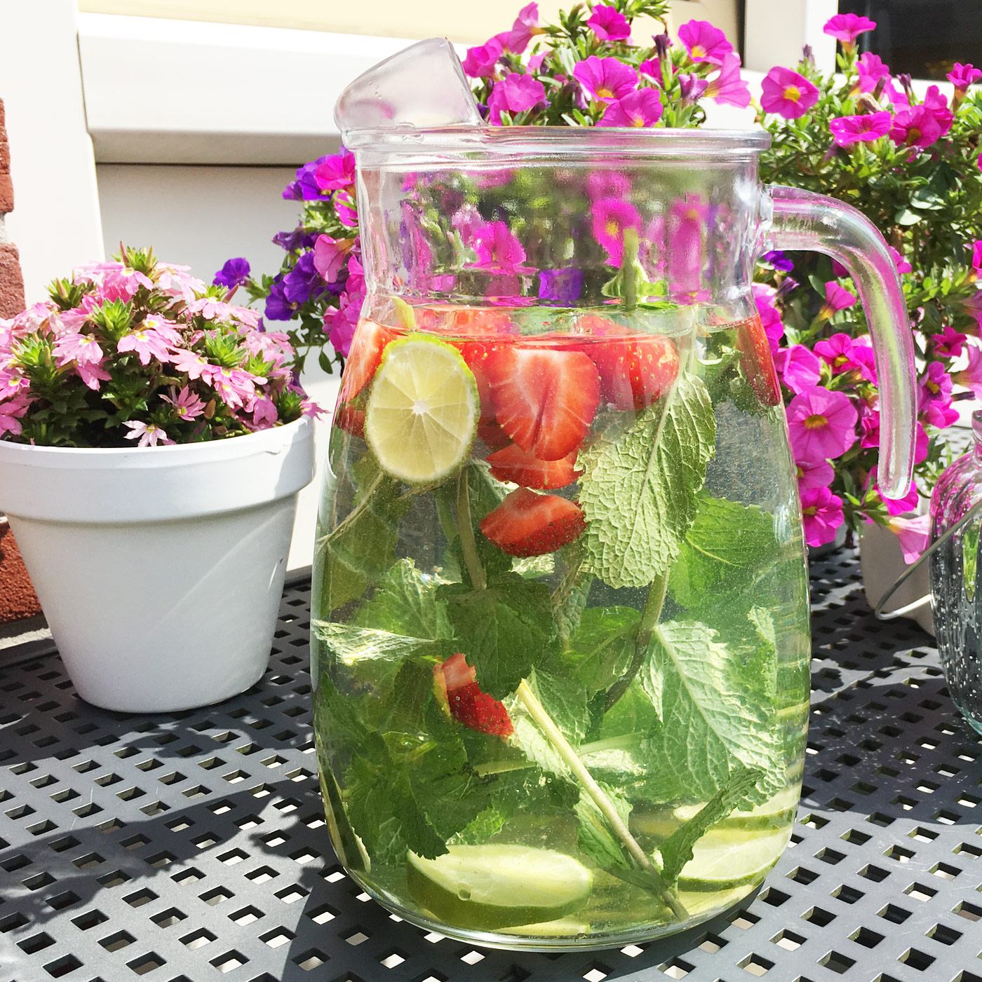 Fruitwater (infused water)